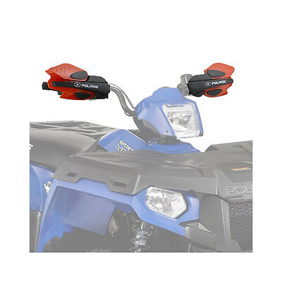 OEM 2006 2007 2008 Polaris 700 Switchback Dragon Fusion RMK Red Hand Wind Guards