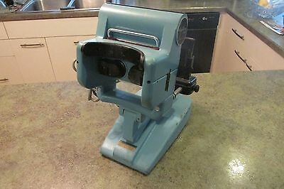 Vintage Keystone Ophthalmic Telebinocular Federal Aviation Agency Vision Testing