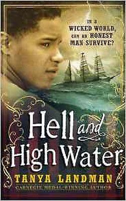 Hell and High Water, New, Landman, Tanya Book