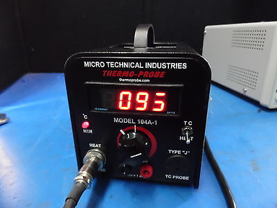 Micro Technical Industries Thermoprobe 104A-1