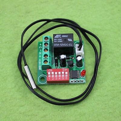 W1701 20 -90 Precision Temperature Difference Adjustable Control Switch DC12V