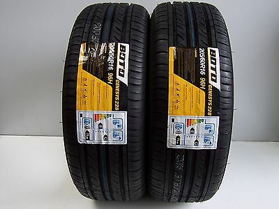 205/60 16 Boto Genesys 96H 2056016 High Quality Tyres X 2 Fitting Available