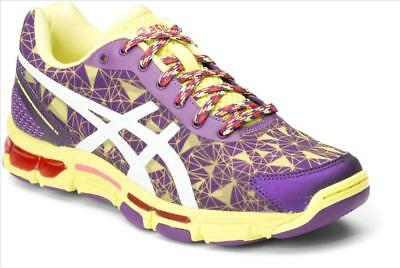 SAVE $$$ Asics Gel Netburner Professional 11 Womens Netball Shoes (B) (6038)