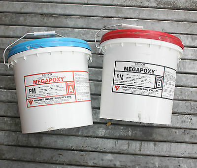 Vivacity Engineering Megapoxy PM Gap Filling Epoxy Paste Adhesive Engineer 20L