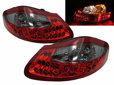 BOXSTER 986 1996-2004 LED Tail Rear Light RED/CLEAR for PORSCHE