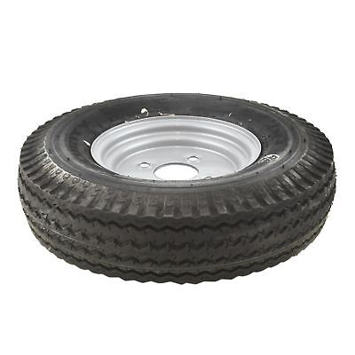 AB Tools Trailer Wheel and Tyre 5.00 x 10 4ply 4 pcd TRSP11