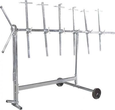 Mobile Car Paint Stand Paint Stand With Wheels Bodyshop Paint Panel