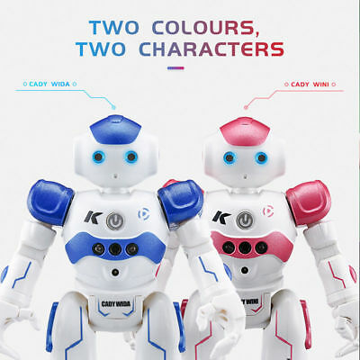 2.4G Remote Control Fight Robot Toys Multiplayer Games Gift