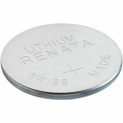 Renata Swiss Made Non-Rechargeable Lithium Battery CR1632
