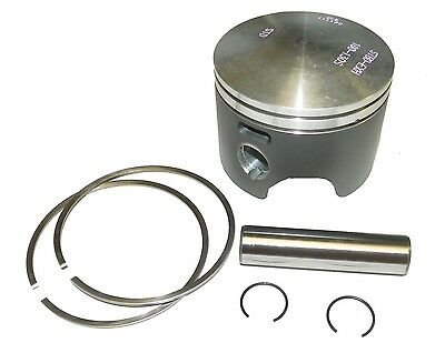WSM Johnson / Evinrude 90-175 Hp 60 Deg Piston Kit 100-130 OE 0436243, 5006688