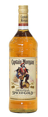 Captain Morgan Original Spiced Gold 1lt