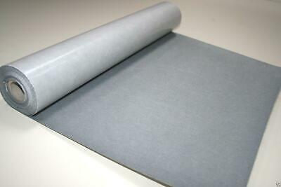 Self Adhesive Felt Baize Fabric Mini Rolls - GREY