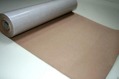 Self Adhesive Felt Baize Fabric Mini Rolls - STONE