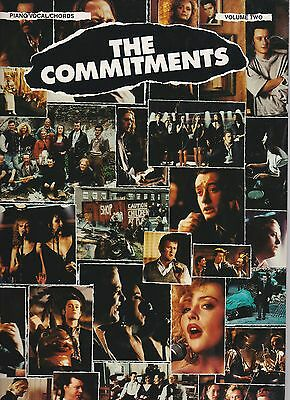 The Commitments Songbook Volume 2 für Piano/Vocals/Guitar Chords