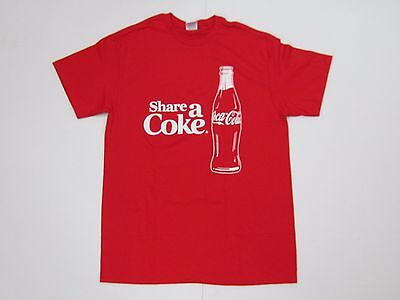 "Coca-Cola ""Share a Coke"" Tee Shirt - 2X-Large   NEW"