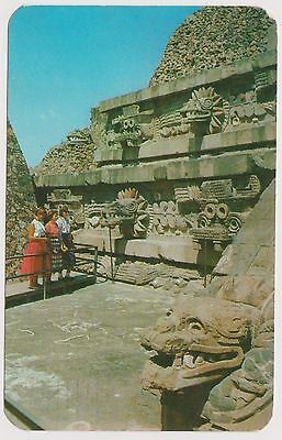 (MCO-437) 1956 Mexico 50c post cards (B)