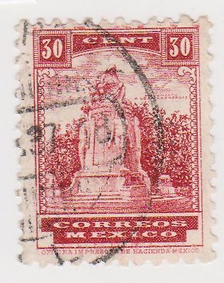 (MCO-192) 1934 Mexico 30c red heroic children