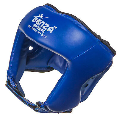 Boxing Muay Thai Head Guard Head Gear open face for competition or sparring
