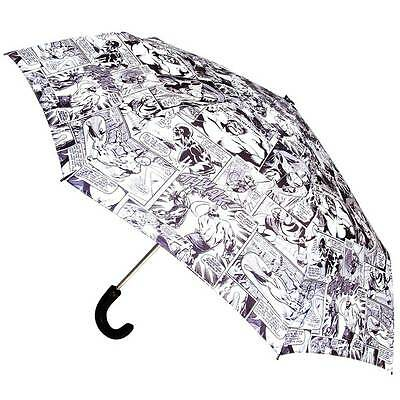 NEW OFFICIAL Marvel Comics Classic / Comic / Retro Umbrella / Brolly