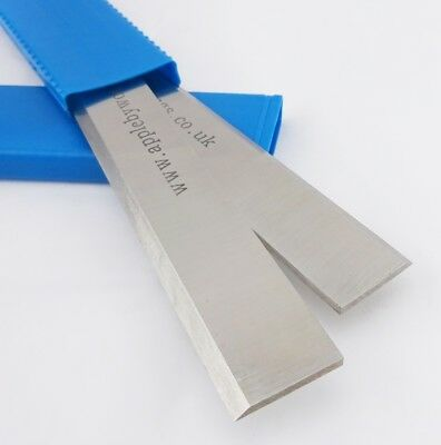 220 x 25 x 2.5mm HSS Planer Blades for Inca planer thicknessers-1 Pair