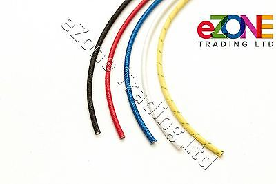 Heat Resistant High Temperature Glass Fibre Wire cable