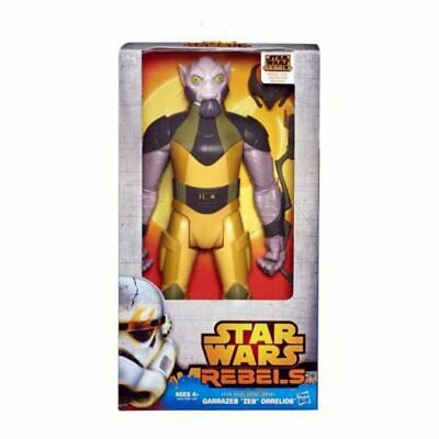 Star Wars Hero Series Mission Actionfigur: Garazeb Orrelios (30 cm)