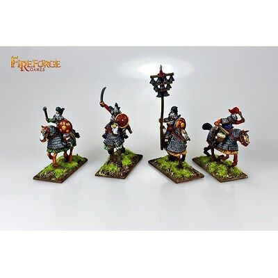 Fireforge Games - Mongol Heavy cavalry command - 28mm