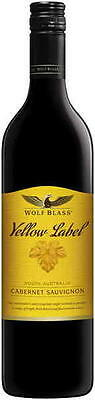 Wolfblass Yellow Label Cabernet Sauvgnon