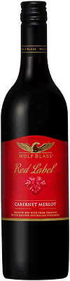 Wolfblass Red Label Cabernet Merlot 750ml