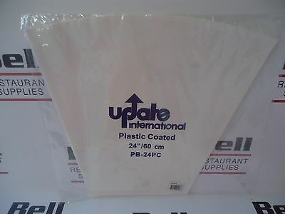 """*NEW* 24"""" Professional Plastic Coated Canvas Pastry Bag - FREE SHIPPING"""