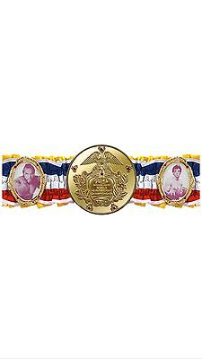 Hollywood Collectibles ROCKY World Championship Replica Belt Ltd Edition UK