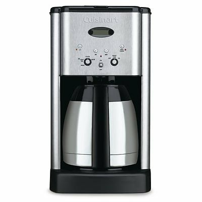 Cuisinart Coffee Maker, Brew Central 10-Cup Thermal DCC-1400