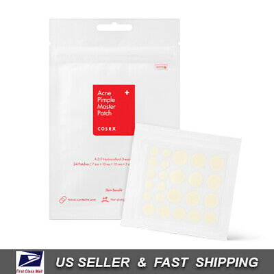 [ COSRX ] Acne Pimple Master Patch 24EA 1 Sheet ~10 Sheets +Free Sample+