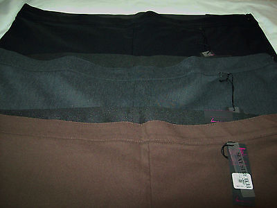"""Lane Bryant """"Sophie Rayon Blend Trousers w/Tighter Tummy Technology"""""""