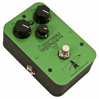 Pedale Overdrive Clair Rockett Chicken Soup Od