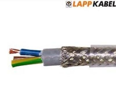 LAPP Olflex® CLASSIC CY SHIELDED AUDIOPHILE GRADE CABLE FOR DIY Per 1M / 3.28ft