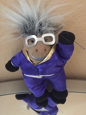 Meanie Babies Plush Donkeyng Don King NWT