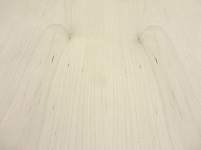 "Maple wood veneer sheet 34"" x 96"" with paper backer 1/40th"" thickness ""A"" grade"