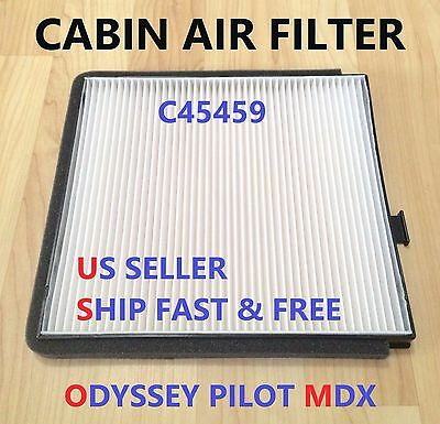 NEW CABIN AIR FILTER FITS ACURA MDX 2001-2006 80290-S0X-A01 80290S0XA01 P3890
