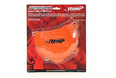 Rhk Ktm450 12-15 Exc 13-15 Sxf Clutch Cover Protector Orange