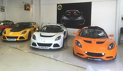 2016 Lotus Elise Manual Petrol Convertible in Orange (other colours available)