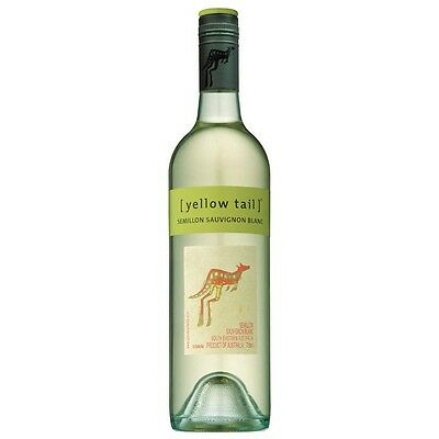 Yellow Tail Semillon Sauvignon Blanc 750ml