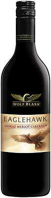 Wolf Blass Eaglehawk Shiraz Cabernet Merlot 750ml