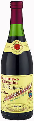 Luigi Cavalli Lambrusco Red 750ml