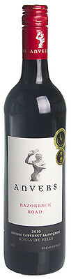 Anvers Razorback Road Shiraz Cabernet 750ml • AUD 30.99