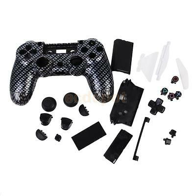 Serpentine Full Housing Shell Case Kit Part for Sony PS4 Wireless Controller