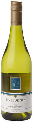 Five Judges Chardonnay