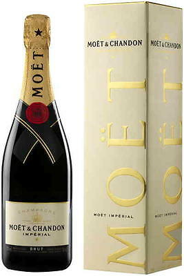 Moet & Chandon Imperial Brut Champagne Nv 750ml