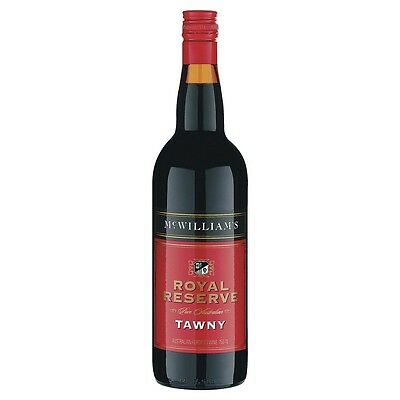 Mcwilliams Royal Reserve Tawny 750ml