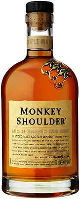 Monkey Shoulder Scotch Whiskey 700ml